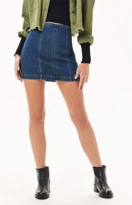 PacSun Paneled Skirt
