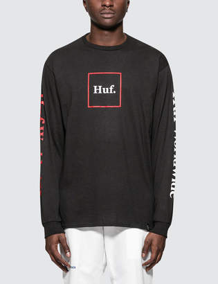HUF Domestic L/S T-Shirt