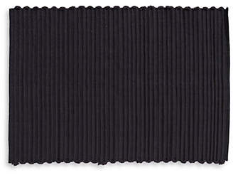 DISTINCTLY HOME Thick Ribbed Cotton Placemat