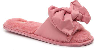 Laundry by Shelli Segal CL by Laundry Satin Bow Slipper - Women's