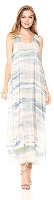 Nic+Zoe Women's Watercolor Dress