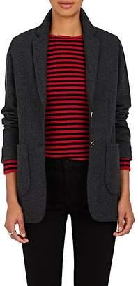 Xo Barneys Colombo Women's Cashmere-Silk Two-Button Blazer