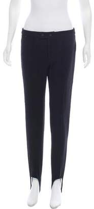 Moncler Mid-Rise Skinny Pants
