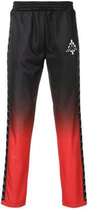 Marcelo Burlon County of Milan Kappa track trousers