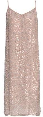 Velvet by Graham & Spencer Sequined Woven Dress