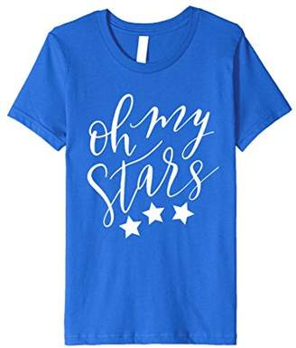 Oh My Stars T-Shirt 4th of July Independence America USA