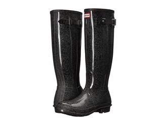 Hunter Starcloud Tall Rain Boots
