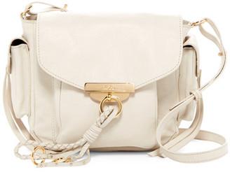Kooba Ranger Leather Shoulder Bag $298 thestylecure.com