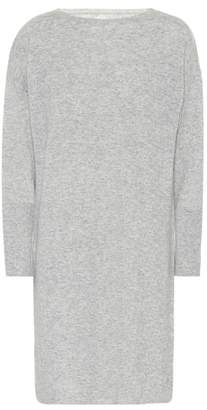 Jardin des Orangers Wool and cashmere sweater dress