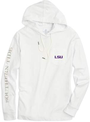 Southern Tide Gameday Hoodie T-shirt - Louisiana State University