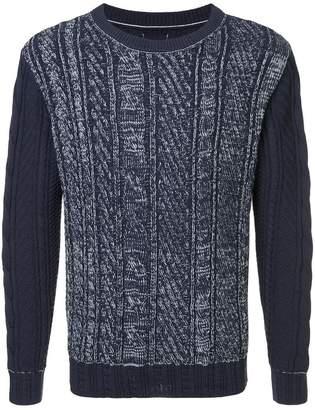 Coohem graduation knit sweater