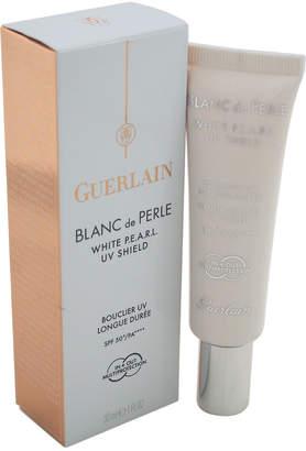 Guerlain Blanc De Perle Long Lasting Uv Shield Spf 50 Women's 1Oz Treatment