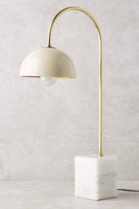 Anthropologie Winding Course Table Lamp