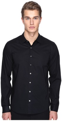 ATM Anthony Thomas Melillo - Classic Dress Shirt Men's Long Sleeve Button Up $220 thestylecure.com