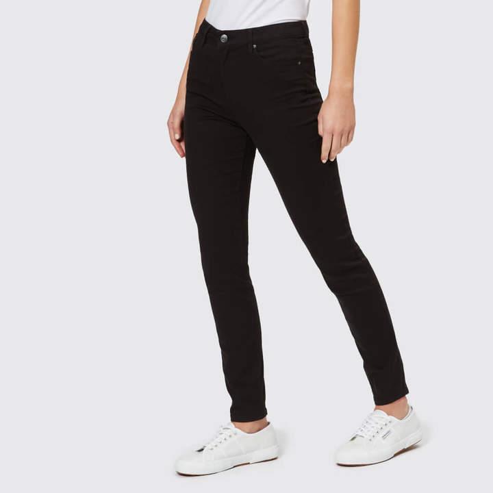 Women's 5 Pocket Super Skinny High Rise Jeans