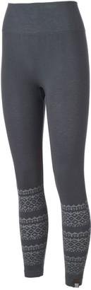 Muk Luks Patterned Leggings