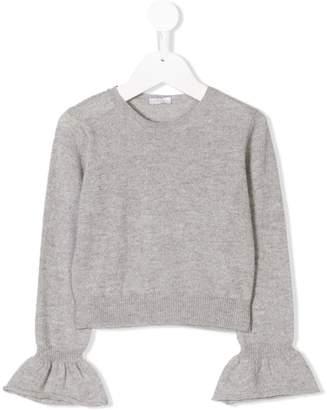 Il Gufo フレアカフス セーター