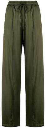 Semi-Couture Semicouture side stripe trousers