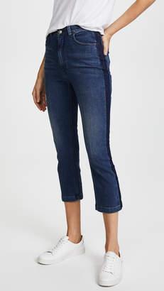 Rachel Comey Cropped Tux Jeans