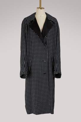 Haider Ackermann Dots trench