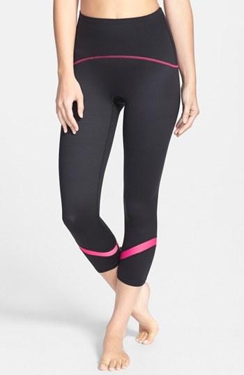 Spanx Compression Crop Workout Pants