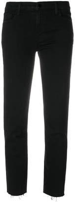 J Brand Amelia straight trousers