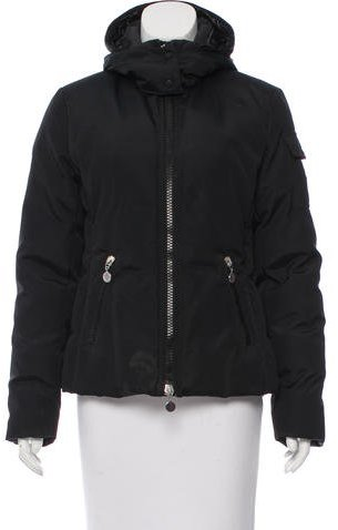 MonclerMoncler Hooded Down Jacket