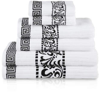 Birch Lane 6 Piece 100% Cotton Towel Set