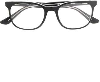 Ray-Ban Horn-rimmed glasses