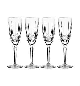 Marquis by Waterford Marquis Sparkle Flute Set 4