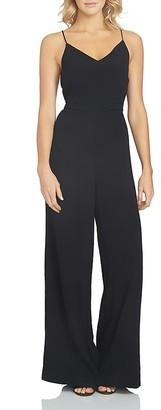 1.STATE Lace Up Back Wide Leg Jumpsuit $129 thestylecure.com