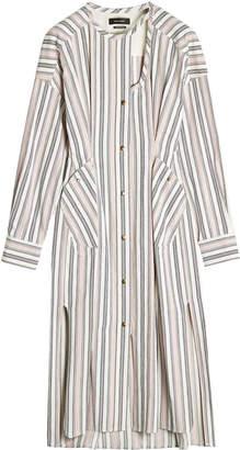 Isabel Marant Striped Cotton Dress
