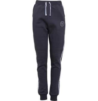 Board Angels Girls Fleece Jog Pants Charcoal