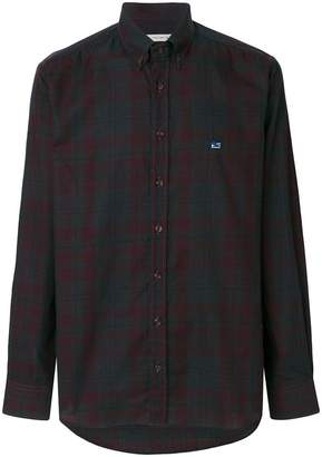 Etro plaid shirt