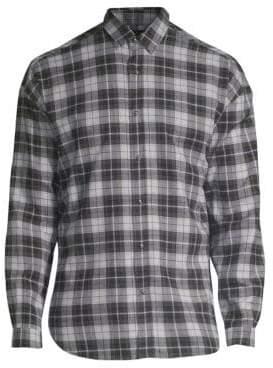 The Kooples Plaid Shirt