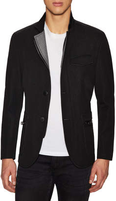 Ron Tomson Stand Collar Jacket
