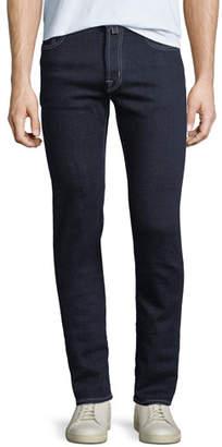 Jacob Cohen Men's Dark-Wash Stretch-Denim Jeans
