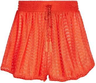 Missoni Mare Zig Zag Sheer Shorts