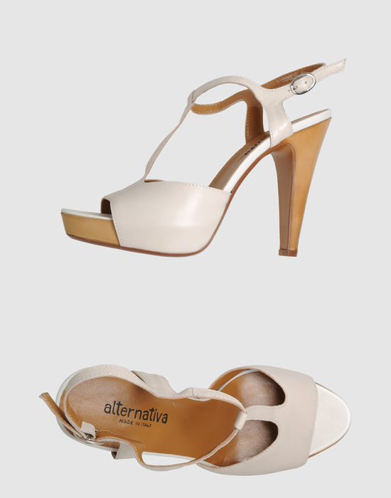 Alternativa Platform sandals