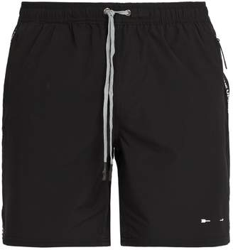 The Upside Ultra Trainer drawstring shorts