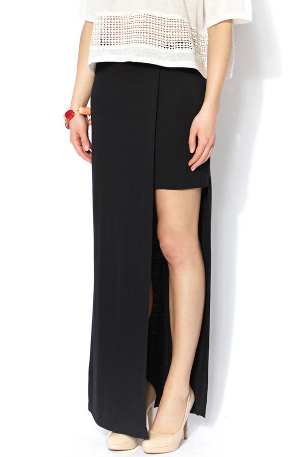 BCBGMAXAZRIA Angelina Maxi Skirt