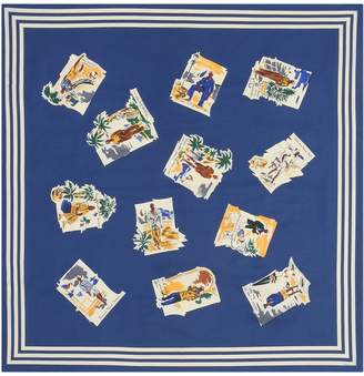 Façonnable Square scarves - Item 46549841