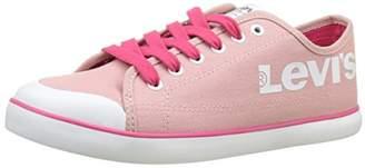Levi's Unisex Adults' Venice L Low-Top Sneakers, (Light Pink), 37 EU