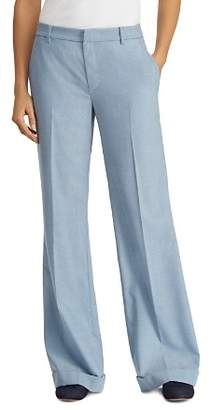 Ralph Lauren Cuffed Wide-Leg Pants - 100% Exclusive