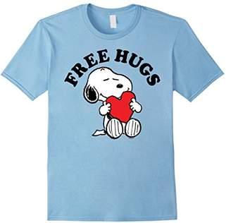 Peanuts Snoopy Free Hugs T Shirt