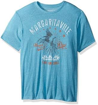 Margaritaville Men's Short Sleeve Vintage Parrot T-Shirt