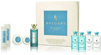 Bvlgari Eau Parfumee Au The Bleu Guest Collection Set