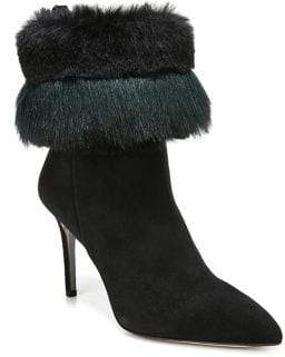 901523ba4 Sam Edelman Black Pointed Toe Boots For Women - ShopStyle Canada