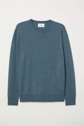 H&M Cashmere Sweater - Green