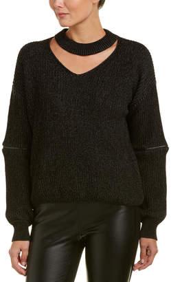 Fate Keyhole Sweater